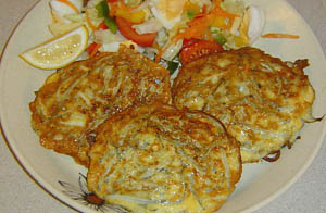 whitebait recipes
